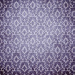 Retro wallpaper with pattern — Stock Photo