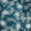 Winter abstract background — Stock Photo