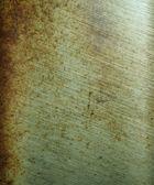 Rostigen metallwand — Stockfoto
