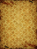 Damask vintage wallpaper — Stockfoto