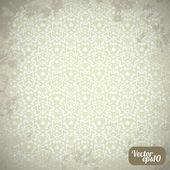 Damask wallpaper (classical ornament) — Cтоковый вектор