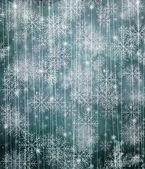 Snow Christmas grunge texture background — Stock Photo