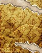 Cracking carta ornamentale — Foto Stock