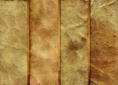 Grunge paper texture. banner set background — Stockfoto