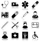 Tıbbi simge — Stok Vektör