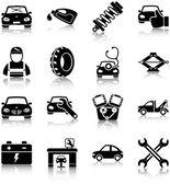 Auto mechanic — Stock Vector