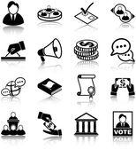 Politics — Stock Vector