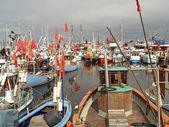 Fiskehamn — Stockfoto