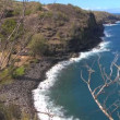 Tropical Hawaiian Bay - Tilt Shift — Stock Video