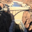 Hoover Dam at Sunset - Time Lapse — Stock Video