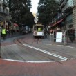 Time lapse of San Francisco Cable Cars — Stock Video