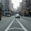 Royalty-Free Stock Vector Image: Time Lapse Of Traffic In San Francisco