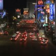 Time Lapse of the Las Vegas Strip Neon — Stock Video