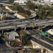 Busy City Highway Interchange — Stockvideo