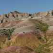 Badlands National Park — Stock Video