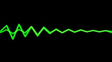 Audio Waves — Stock Video