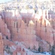 Stock Video: Sunset at Bryce Canyon Utah - Time Lapse