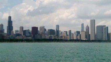 Chicago Skyline — Stock Video