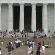 Lincoln Memorial Washington DC — Stock Video