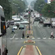 Washington DC Traffic — Stockvideo