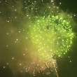 Stock Video: Time Lapse of Fireworks
