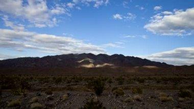 Death Valley Landscape — Stock Video