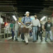 Grand Central Station Crowds — Stock Video #16952603