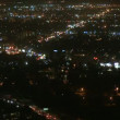 Time Lapse Night view of San Francisco from Twin Peaks — Stock Video #16963857