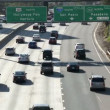 Los Angeles Freeway Traffic - Time Lapse — Stock Video #17185969