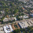 Aerial View of Los Angeles Suburbs California — Stock Video #17191229