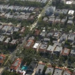 Aerial View of Los Angeles Suburbs California — Stock Video #17191407