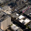 Aerial View of Downtown Hollywood — Stock Video