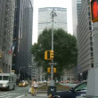 NYC Traffic Time Lapse — Vídeo Stock