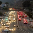 Stock Video: Pacific Coast Highway Traffic