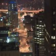 Above a Big City - Time Lapse - San Francisco — Stock Video
