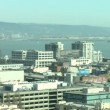 Stock Video: Time Lapse of City and Boats in San Francisco Bay