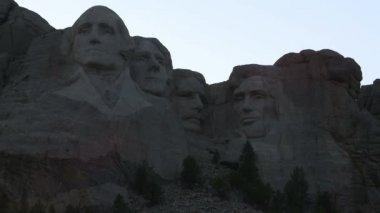 Mount Rushmore Montage — Stock Video