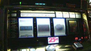 Slot Machine Winner — Stock Video