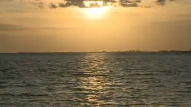 Sunset over Key West — Stock Video