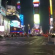 NYC Times Square Time Lapse — Stockvideo