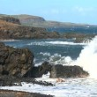 Stock Video: Slow Motion Waves in Maui Hawaii