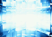 Abstract 3d background — Stock Photo