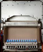 Gas boiler — Stock Photo