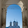 Suzdal arc view — Foto de Stock