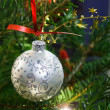 Christmas tree decoration — Stock Photo #13739065