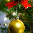Christmas tree decoration — Stock Photo #13739077