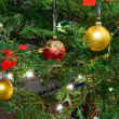 Christmas tree decoration — Stock Photo #13739095