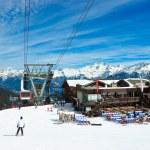 Постер, плакат: Ski resort