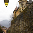 Annecy Castle — Stock Photo