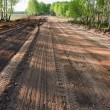 Dirt road - Stock Photo